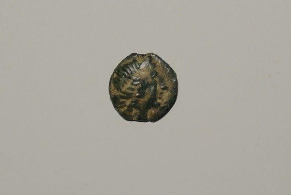 Mes bronzes au Demos de Nîmes. Recto